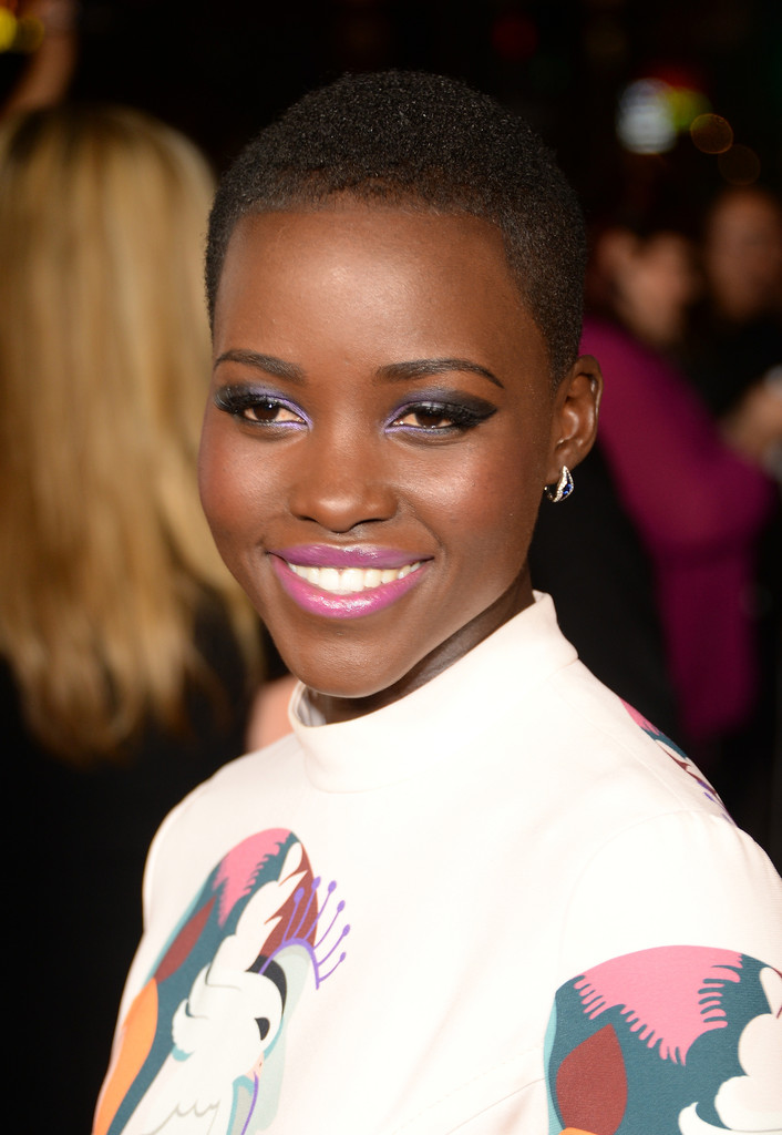 Lupita Nyong O A Beacon Of Black Beauty K A N N D I D