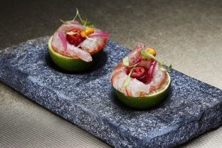 Algarve Prawn In Ceviche