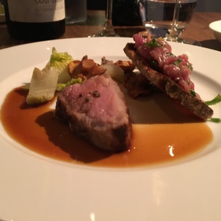 Veal dish